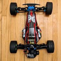 Modding the RC Racer